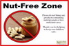 Nut Free Zone