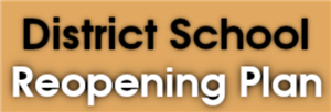 link to district reopening plan