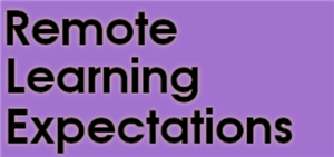 Link to remote learning expectations