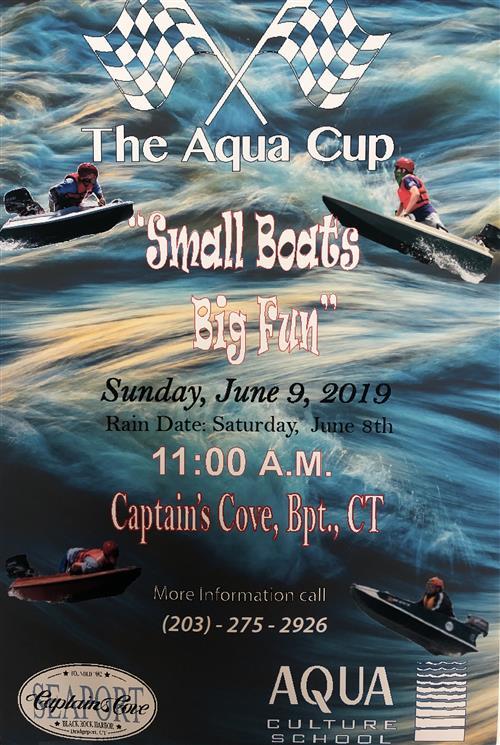 Aqua cup