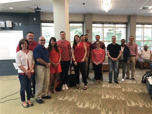 CHS New Faculty Members 8-27-18