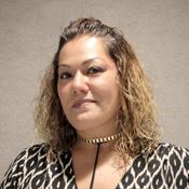 Board Chair Jessica Martinez