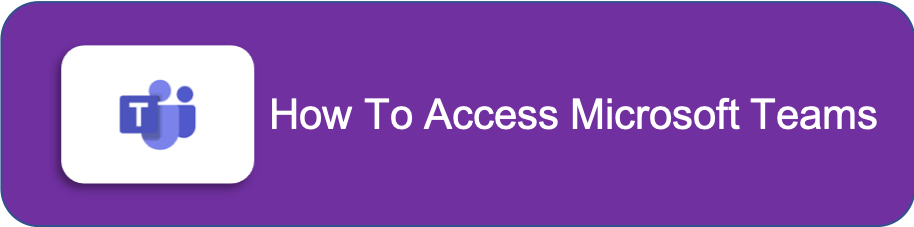 How to Access Teams