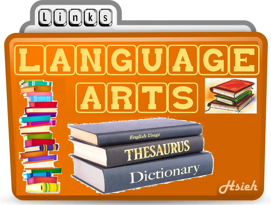 Language Arts Links Folder
