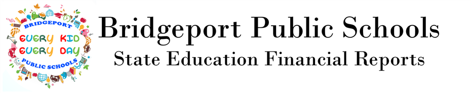 BPS State Education Financial Reports Header