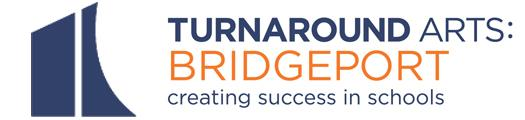 Turnaround Arts Bridgeport Logo/Header