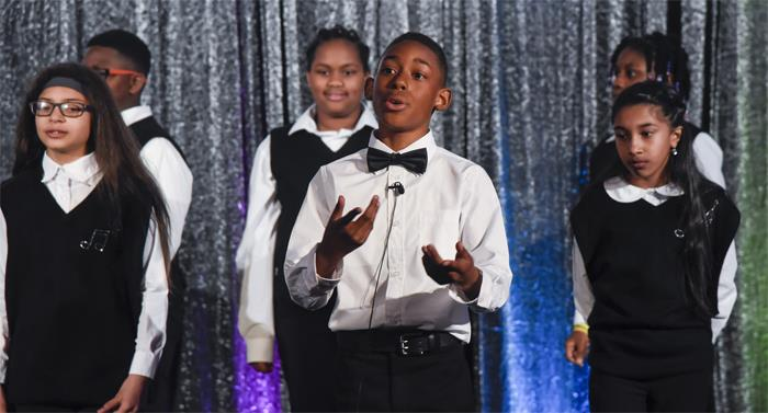 Tisdale Students Performing at the White House