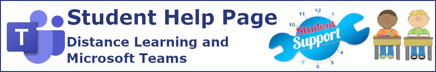 Student Help Page