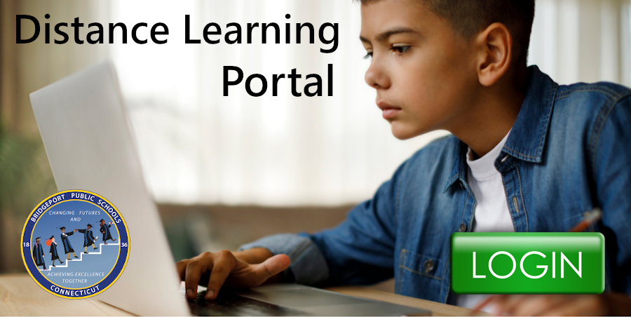 Distance Learning Portal Login