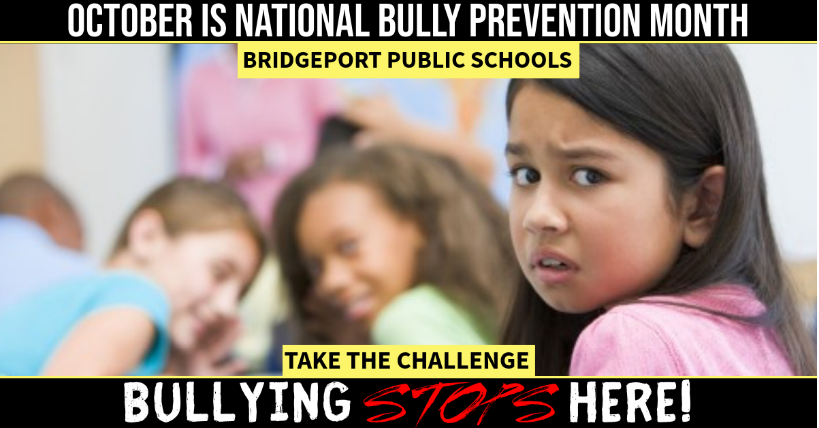 Bullying Stops Here!
