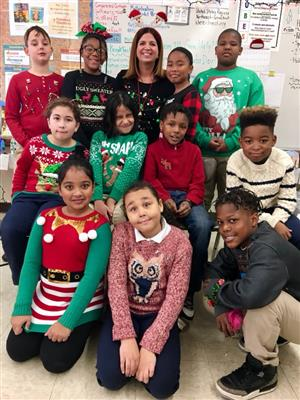 4th Grade Ugly Sweaters