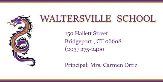 Waltersville School Header