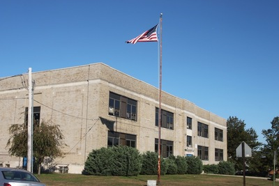 Image of Edison School Building