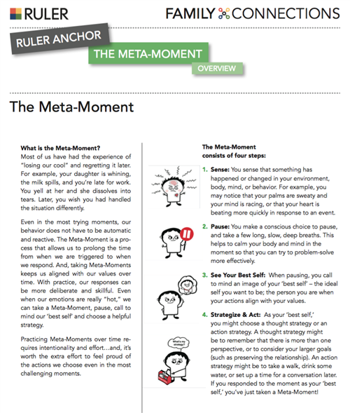Meta Moment Flyer