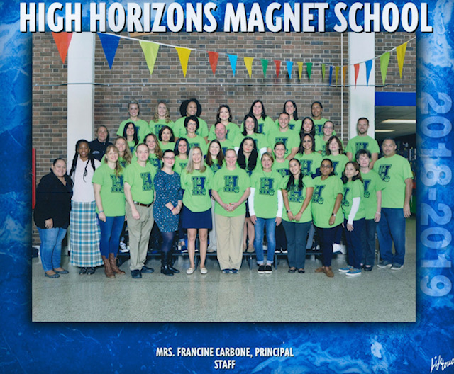 HHMS staff picture
